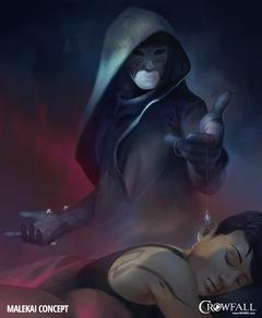 Présentation de Malekai, seigneur des ombres, saint-patron des menteurs, des traitres et des espions