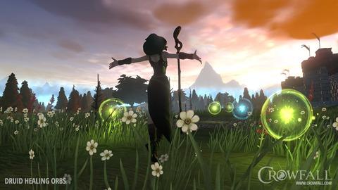 Crowfall - À table : Crowfall alimente sa dimension MMO