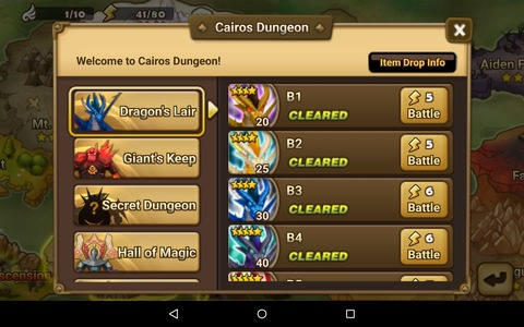 Summoners War - Guide du Débutant (Partie 3)
