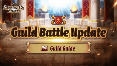 Summoners War - Batailles de Guilde