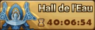Le Hall de l'Eau