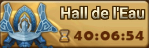 Summoners War - Le Hall de l'Eau