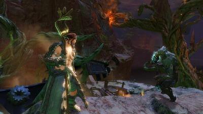 Le Druide, spécialisation d'élite du Rôdeur