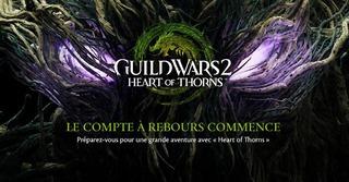 Détails sur le lancement de Heart of Thorns