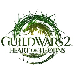 Logo de Guild Wars 2: Heart of Thorns
