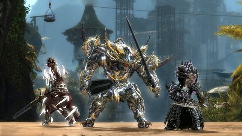 Heart of Thorns - Arrivée des armures légendaires dans Guild Wars 2