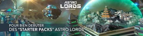 Astro Lord se lance en français : 2000 packs pour bien débuter