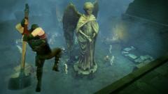 Victor Vran ressort des ténèbres, pour de l'action-RPG par les développeurs de Tropico
