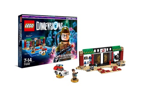 LEGO Dimensions - Découverte en direct de l'extension Ghostbusters 2016 à partir de 21h