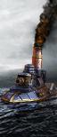 Unité maritime : Dwarfen Monitor