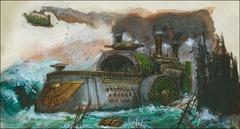 Un gameplay maritime à venir dans Total War Warhammer ?
