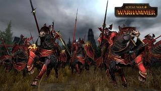 Première mise à jour majeure de Total War Warhammer : jeu multijoueur et Dragons de sang