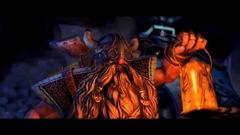 Premier aperçu du gameplay des nains de Total War Warhammer