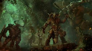 Mise à jour gratuite : les sorciers d'Ambre s'annoncent dans Total War Warhammer