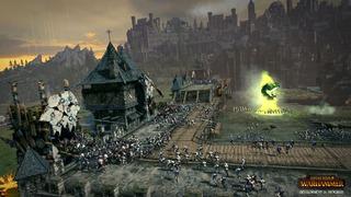 Total War Warhammer fait souffler un « vent de magie » sur ses champs de batailles