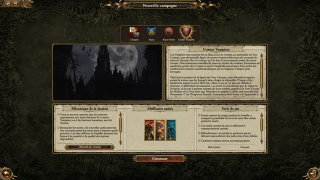 Les Comtes Vampires