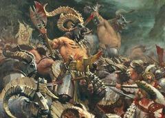 L'Appel des hommes-bêtes résonne dans le Vieux monde de Total War Warhammer - MàJ