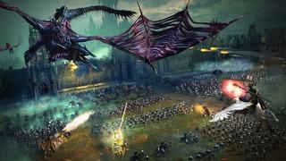 Au coeur des champs de batailles de Total War Warhammer à 360°