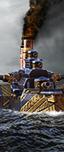 Unité maritime : Dwarfen Ironclad