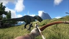 ARK Survival Evolved, chasse aux dinosaures en monde ouvert et en réalité virtuelle