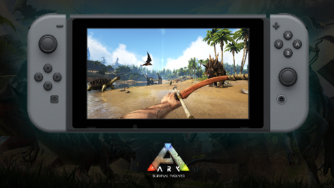 ARK - GDC 2018 - ARK: Survival Evolved annoncé sur Nintendo Switch
