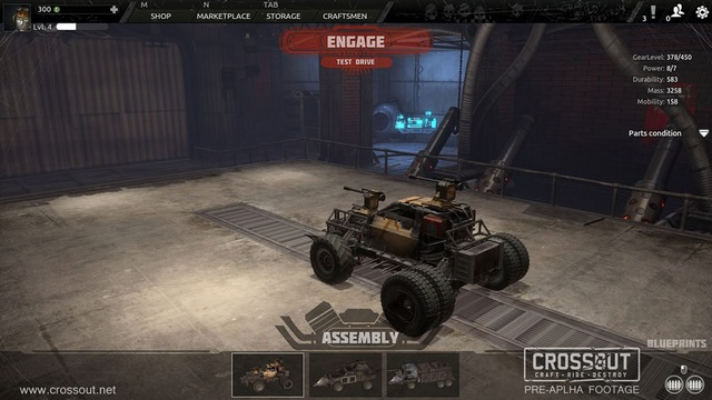 Images de Crossout