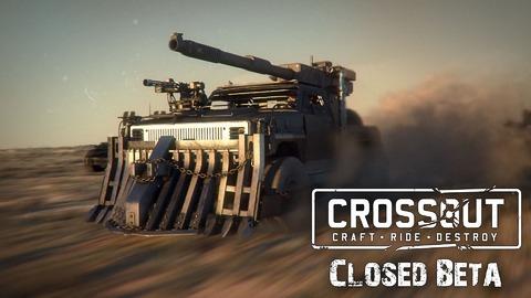 Crossout - Crossout lance sa bêta fermée et en précise le contenu