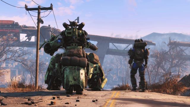 Fallout 4 dévoile ses premières extensions