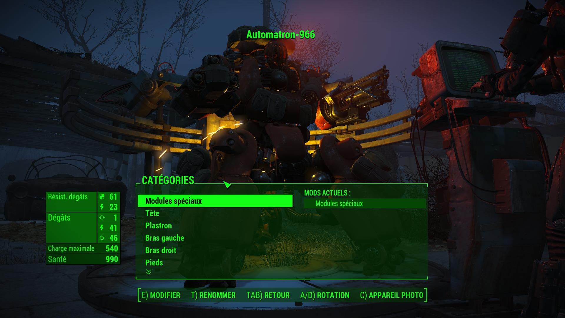 DLC Fallout 4 : Automatron