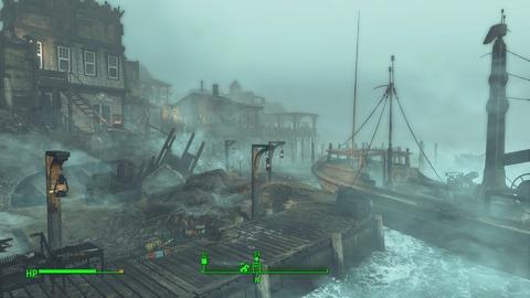 Fallout 4 - Test de Far Harbor, Troisième DLC de Fallout 4