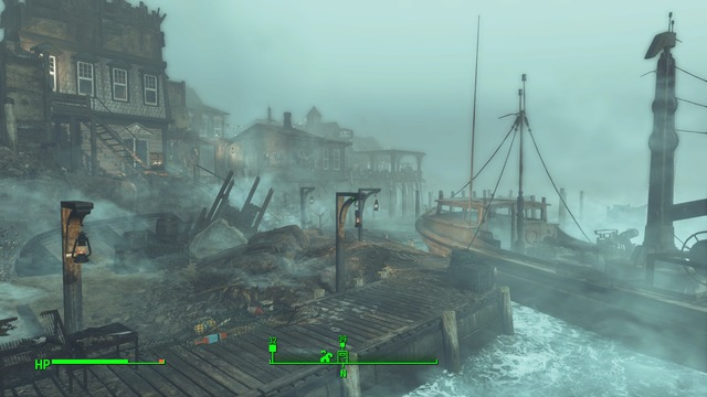 Test de Far Harbor, Troisième DLC de Fallout 4