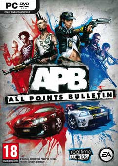 APB Reloaded distribué en « boîtes » en Europe