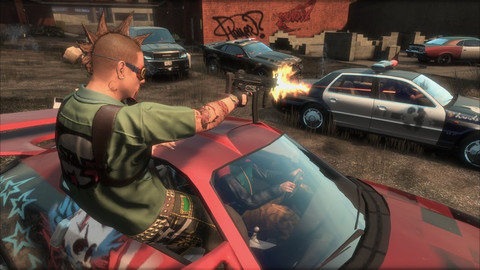 APB Reloaded - All Points Bulletin: Reloaded s'annonce sur PlayStation 4 et Xbox One