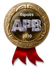 JOL d'Or 2009 : Espoir 2010
