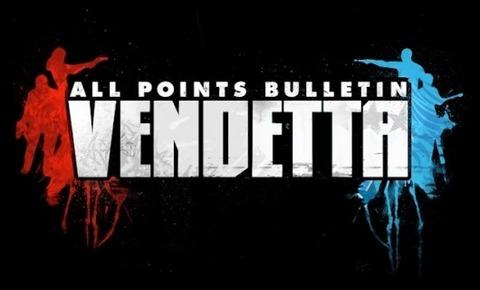 APB Reloaded - Reloaded Productions annonce APB: Vendetta sur PC et PS4