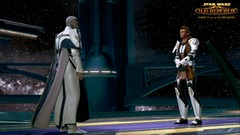 Capture d'écran de Knights of the Fallen Empire