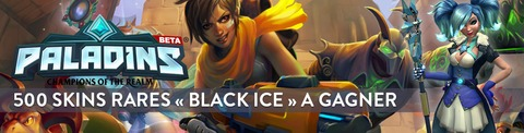 """500 codes pour débloquer Evie et son skin rare """"Black Ice"""""""