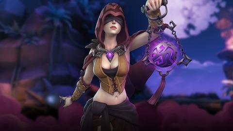 Paladins: Champions of the Realm - Seris, l'oracle des abysses, rejoint les héros de Paladins