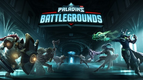 Paladins: Champions of the Realm - Paladins: Battlegrounds en test au premier trimestre