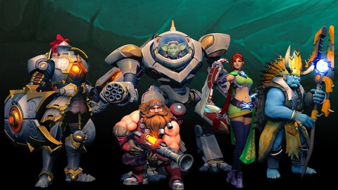 Paladins: Champions of the Realm - Paladins trop proche d'Overwatch ? Todd Harris réagit