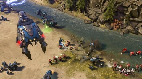 Halo Wars 2 - Halo Wars 2 en bêta ouverte jusqu'au 30 janvier