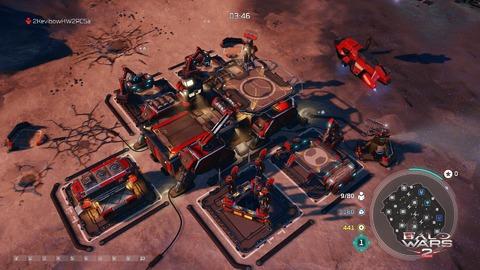 Halo Wars 2 - Test d'Halo Wars 2 : la puissance de l'amitié