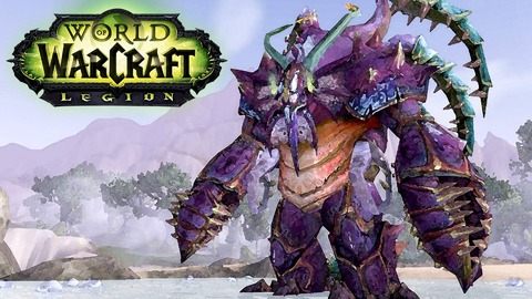 World of Warcraft Legion - Un premier « super secret » de Legion découvert