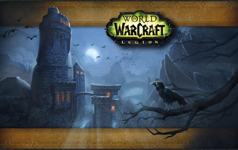 World of Warcraft Legion - De Retour à Karazhan à partir du 26 octobre
