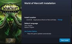 C'est parti pour la bêta de World of Warcraft: Legion
