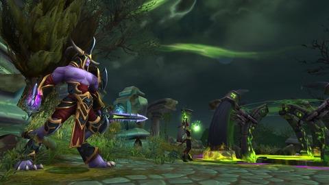 World of Warcraft Legion - Impliquer les joueurs : aperçu des mises à jour 7.1.5, 7.2 et 7.3 de WOW Legion