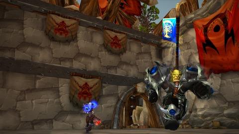 World of Warcraft Legion - Les champs de batailles PvP de WOW Legion évoluent avec le patch 7.2