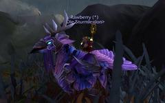 L'Hippogriffe oublié depuis longtemps finalement retrouvé dans Legion, neuf ans plus tard
