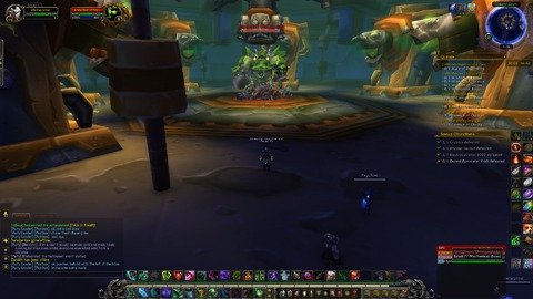 World of Warcraft Legion - Un nouveau boss secret découvert dans Legion