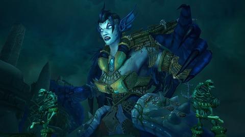 World of Warcraft Legion - Le Jugement des Valeureux déployé le 9 novembre